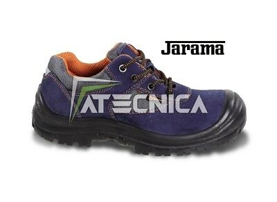 safety shoes safety Beta 7224PE leather blue
