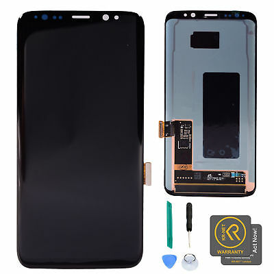 H01 LCD Touch Screen Digitizer Assembly For Samsung Galaxy S8 G950 & S8+ G955