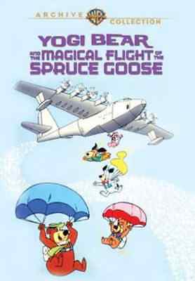 Yogi Bear and the Magical Flight of the Spruce Goose (Full Screen) NEW DVD