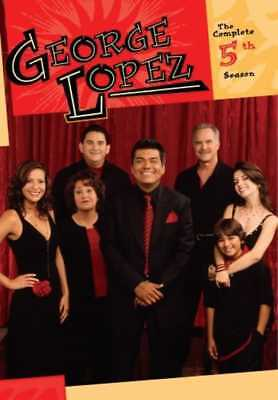 George Lopez: Complete 5th Season (3-Disc) NEW DVD