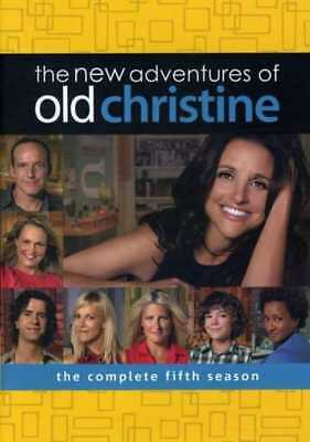 The New Adventures of Old Christine: Complete 5th Season (3-Disc) NEW DVD