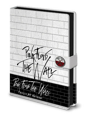 Pink Floyd - The Wall - Officially Licensed Premium A5 Notebook - SR72283