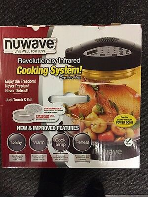 Nuwave Digital Pro Plus Infrared Oven