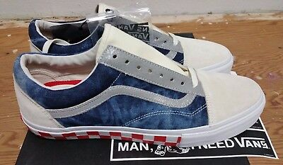 439026522a825d VANS X CONCEPTS RAT HUNTER CNCPTS OLD SKOOL PRO SIZE 12 syndicate supreme  wtaps