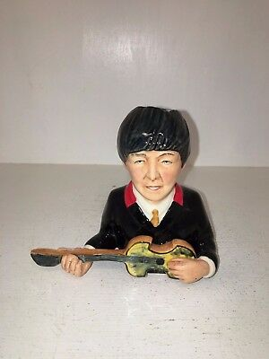 Manor Collectables Paul Mccartney Limited Edition Toby Jug 568 of 1963 *MINT*