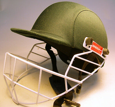 Gray Nicolls Boys Cricket Helmet 51-53cms VGC (WH_1512)