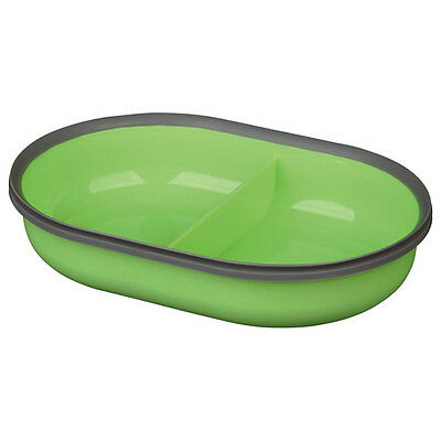 TRIXIE Double Coque SUREFEED vert pour chiens, NEUF