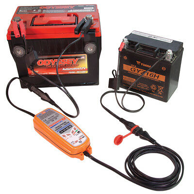 Chargeur de Batterie Tecmate OPTIMATE DC to DC (batterie à batterie) 12V 6>96Ah