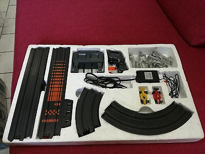 Tomy Aurora Afx-Formula 1 Duel Set Electric Slot Car Racing Vintage 21'