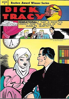 Dick Tracy Book 6 #6 (Vf/nm) Blackthorne