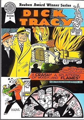 Dick Tracy Book 8 #8 (Vf/nm) Blackthorne