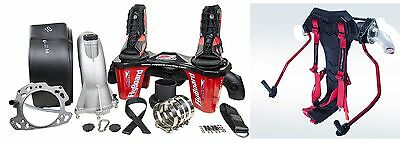 Flyboard and Jetpack the ulimate adrenaline kit