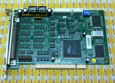 ADLINK PCI-8134 006 4-axis Servo & Stepper Motion Controller (#1286)