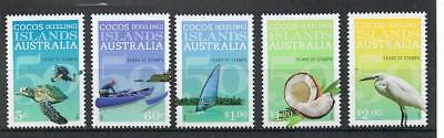 STAMPS  AUSTRALIA COCOS (KEELING) ISLAND 2013  50 YEARS OF STAMPS  MNH  lot xx