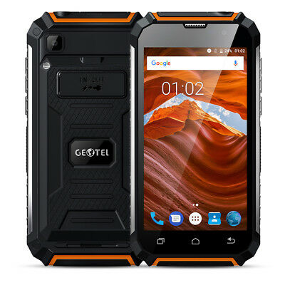 """GEOTEL G1 5"""" Android 7.0 7500mAh Smartphone 16GB 3G QuadCore 2SIM LCD Cellulare"""