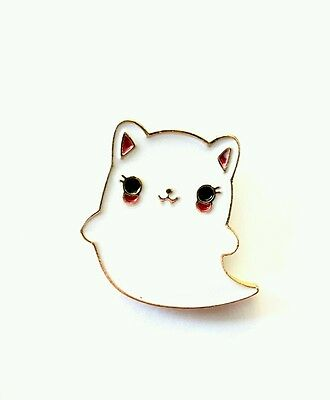 Cheshire Cat Alice In Wonderland Enamel Pin Brooch Bag Jacket Backpack Cute Gift Costume Jewellery