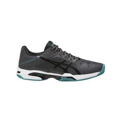 Zapatillas Asics Gel Solution Speed 3 gris Tierra Batida