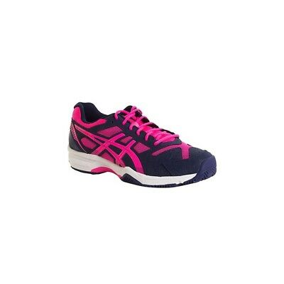 Zapatillas Asics Gel Padel Exclusive 4 SG Marino-fucsia