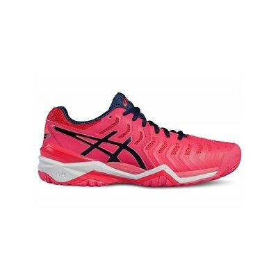 Zapatillas Asics Gel Resolution 7 rosa Mujer Clay