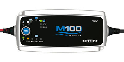Ctek M100 Charger Nautic 12V - 7A