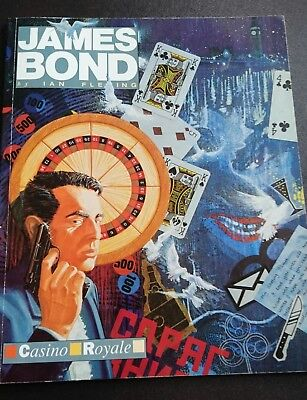 James Bond graphic novel