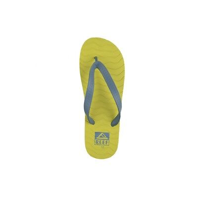 Tongs Chipper Yellow/Blue - Reef