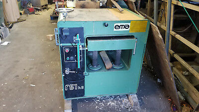 "EMA 20"" X 9"" planer  Will ship, will load for free."