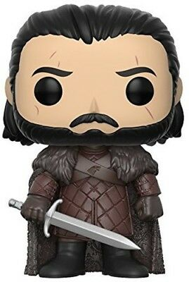Game Of Thrones - Jon Snow - Funko Pop! Television: (Toy Used Very Good)