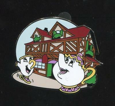 Beauty and the Beast Mystery Collection - Mrs. Potts and Chip  Disney Pin