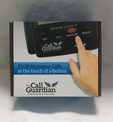 The Call Guardian STOP Nuisance Calls BLOCK unwanted Number NEW