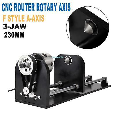 Rotary Axis For 80W CO2 Laser Engraving Cutting Machine Engraver Cutter USB Port