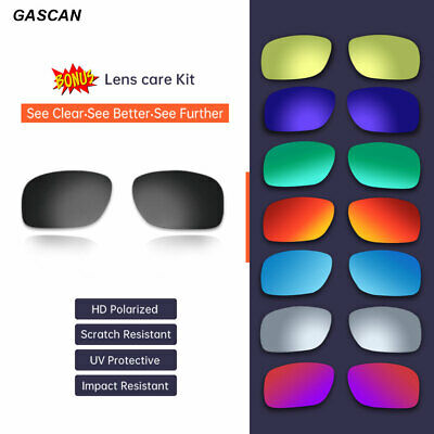 Polarized Replacement Lenses For-Oakley Gascan 9014 Sunglasses Sydney Stock AU