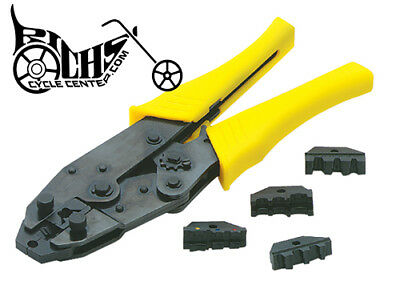 Wire Crimping And Stripping Tool -10603