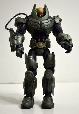 2014 DC Collectibles New 52 ARMORED LEX LUTHOR Deluxe Action Figure