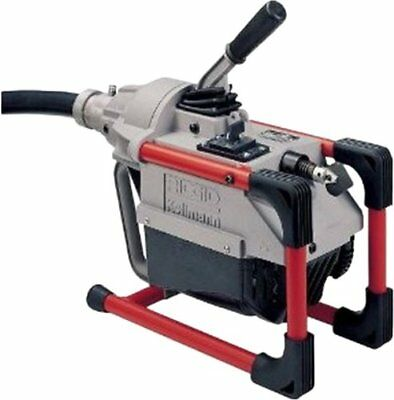 RIDGID 66492 K-60SP Sectional Machine, Compact Sectional Drain Cleaning Machine