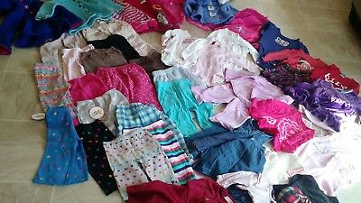 EUC 12 months girls clothing huge lot!!