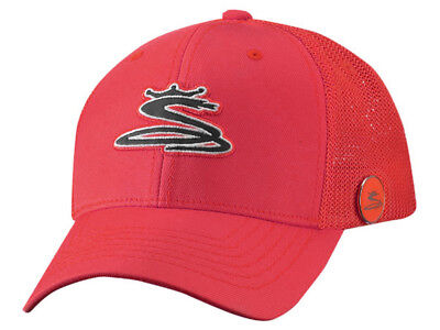 Cobra Venom Flexfit Ball Marker Cap - Red
