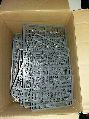 Box of Bits and Sprues for Warhammer 40k