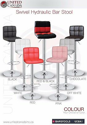 Bar Stools / Chairs (Set of 2) - United Canada - FREE Shipping!!
