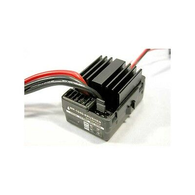 Ezpower Esc Regolatore Elettronico Brushed 40A Waterproof 2-3S Lipo - Ezrl2264/l