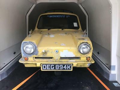 "Reliant Robin REGAL REGAL 3/30 ""Only Fools and Horses"" And Eco Trailer"