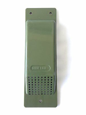 Shipping Container Vent OD Green