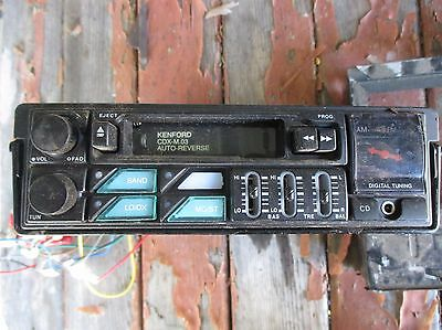 Kenford CDX m03 tape player suit Chrysler Valiant Holden Kingswood Ford Falcon
