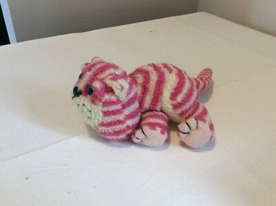 "Bagpuss Small Soft Toy 7"" Cat"