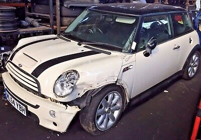 Mini Cooper S 1.6 Petrol - Currently Breaking For All Parts