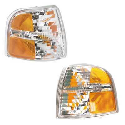 Pair of Corner Signal Lights fits Ford Explorer Sport Trac w/Lifetime Warranty