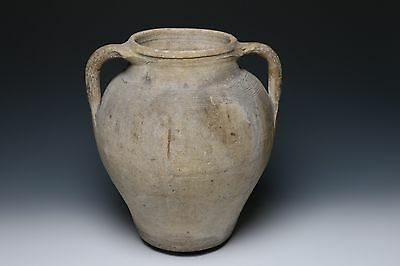 A Large Holy Land Early Bronze Age Storage Jar Amphora