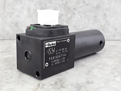 Parker Hydraulic Manifold Mounted Pressure Switch PSB160AF1A4 10-160BAR