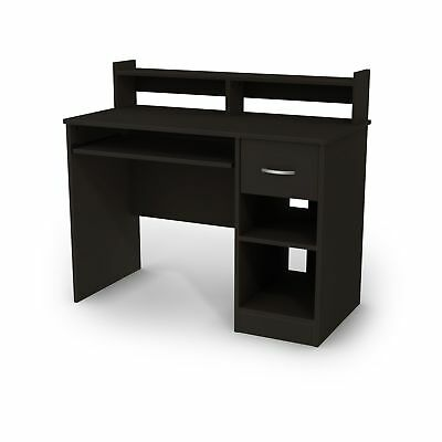 South Shore Furniture Axess Collection Desk Black New