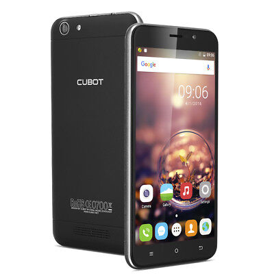 5.5'' CUBOT Dinosaur IPS HD 4G Smartphone Android6.0 Quad Core 3+16GB Cellulari